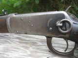 "Antique 1894 Winchester Saddle Ring Carbine. 20"" Round Barrel. Very Good Bore. Excellent Mechanics. Some Finish. - 7 of 15"