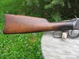 "Antique 1894 Winchester Saddle Ring Carbine. 20"" Round Barrel. Very Good Bore. Excellent Mechanics. Some Finish. - 2 of 15"