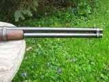 "Antique 1894 Winchester Saddle Ring Carbine. 20"" Round Barrel. Very Good Bore. Excellent Mechanics. Some Finish. - 4 of 15"
