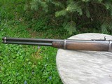 "Antique 1894 Winchester Saddle Ring Carbine. 20"" Round Barrel. Very Good Bore. Excellent Mechanics. Some Finish. - 8 of 15"