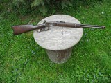 Antique 1892 Winchester Saddle Ring Carbine. 44-40 Caliber. Good Bore. Honest Never Fooled With SRC.