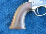 Antique Colt Type 5 Conversion To .38 Short Colt Center Fire. Nice Tight Gun. All Matching. - 4 of 15