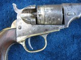 Antique Colt Type 5 Conversion To .38 Short Colt Center Fire. Nice Tight Gun. All Matching. - 3 of 15