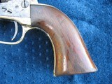 Antique Colt Type 5 Conversion To .38 Short Colt Center Fire. Nice Tight Gun. All Matching. - 8 of 15