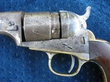 Antique Colt Type 5 Conversion To .38 Short Colt Center Fire. Nice Tight Gun. All Matching. - 7 of 15
