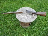 RARE Antique 1876 Winchester SRC. Canadian Mounted Police Documented By S/N In Two Books... Excellent Bore. With Some Finish !!!! - 6 of 15