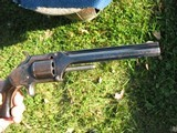 Excellent Antique Smith & Wesson #2 Old Army. Lots Of Bright Blue. Crisp And Tight As New. No Wobbles. Civil War S/N Range...Priced Right!!! - 1 of 15