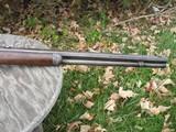 Antique 1873 Winchester 44-40 Caliber. Octagon Barrel. Original And Honest. Shootable Bore. - 4 of 15