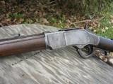Antique 1873 Winchester 44-40 Caliber. Octagon Barrel. Original And Honest. Shootable Bore. - 7 of 15