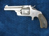 Antique Smith & Wesson 2nd Model Single Action..38 Caliber.. Excellent Condition. Excellent Bore And Mechanics Tight As New.. - 1 of 15