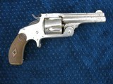 Antique Smith & Wesson 2nd Model Single Action..38 Caliber.. Excellent Condition. Excellent Bore And Mechanics Tight As New.. - 5 of 15