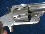 Antique Smith & Wesson 2nd Model Single Action..38 Caliber.. Excellent Condition. Excellent Bore And Mechanics Tight As New.. - 8 of 15