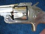 Antique Smith & Wesson Model 1 1/2 .32 caliber Center Fire.. Excellent. Excellent Mechanics. - 7 of 15