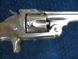 Antique Smith & Wesson Model 1 1/2 .32 caliber Center Fire.. Excellent. Excellent Mechanics. - 3 of 15