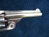 Antique Smith & Wesson Model 1 1/2 .32 caliber Center Fire.. Excellent. Excellent Mechanics. - 2 of 15