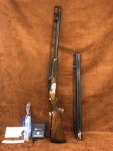 MUST SEE GORGEOUS! Beretta DT11 Trap Combo Left Hand Rare. DT11 Trap, Left Hand Beretta