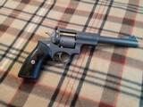 Ruger Redhawk .480 revolver