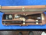 Unfired Belgian Browning Superposed 28 gauge