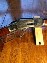 Uberti Stoeger Italian-made copy of the Winchester 1873 .45 LC - 9 of 11