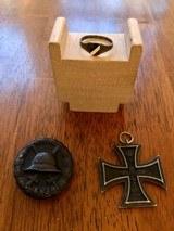 WWI Imperial German medal group