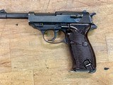 Walther P38 WWII Nazi marked with Holster