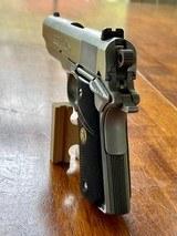 Colt 1911 Series 80 Stainless Officer's Model - 7 of 10