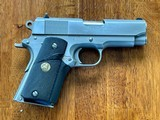 Colt 1911 Series 80 Stainless Officer's Model