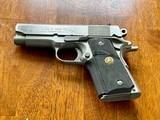 Colt 1911 Series 80 Stainless Officer's Model - 10 of 10