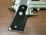 Colt 1911 Stainless Gold Cup Trophy .45 ACP - 12 of 13