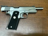 Colt 1911 Stainless Gold Cup Trophy .45 ACP - 2 of 13
