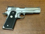 Colt 1911 Stainless Gold Cup Trophy .45 ACP - 13 of 13