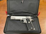 Colt 1911 Stainless Gold Cup Trophy .45 ACP - 11 of 13