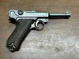 DWM Luger P08 7.65 (.30 Luger)