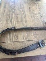 Evil Roy cartridge belt by Ted Blocker Holsters