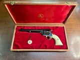 Colt SAASecond Generation125th Anniversary .45 Long Colt