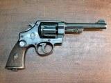 Smith & Wesson DA Revolver .45