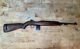 Underwood M1 Carbine .30 cal barrel dated 2-44