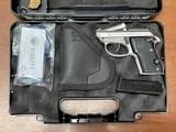 Beretta Tomcat .32 w/ case, holster, and 100 round box of ammo