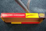 Mannlicher Schoenauer Rifle - Aurora Unbuilt Model Kit c.1959 - 5 of 10