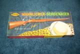 Mannlicher Schoenauer Rifle - Aurora Unbuilt Model Kit c.1959 - 1 of 10
