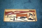 Mannlicher Schoenauer Rifle - Aurora Unbuilt Model Kit c.1959 - 10 of 10
