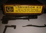 COLT CONVERSION KIT, .22 CAL - 1 of 8