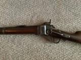 C. Sharps 1863 saddle ring carbine 50-70 conversion