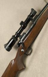 "Winchester Model70, 30-06 caliber, 24"" bbl."