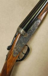 "AYA No. 2 Round Action Sidelock, 28 gauge, 28"" bbls."