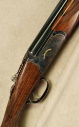 "Fausti Class Round Left Hand 28 gauge, 28"" bbls."