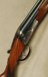 "A.H. Fox/Savage Sterlingworth SST Beavertail, 12 gauge, 26"" bbls."