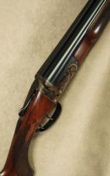 "Webley & Scott728, 28 gauge, 26"" bbls."
