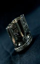 """Colt SAA .44 Special, Custom Engraved by Charlie Baker, 5 1/2"""" bbl.*****JUSTLOWERED**** - 6 of 7"""