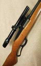 Ruger Model 96 Lever Action Carbine .22LR w/ 2 bbls.